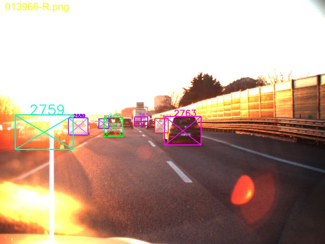 tme motorway dataset  vehicle detection